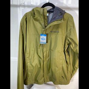 Columbia Mens Watertight II Jacket Size M